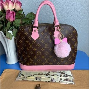 💯Authentic Preloved Louis Vuitton Alma Pm